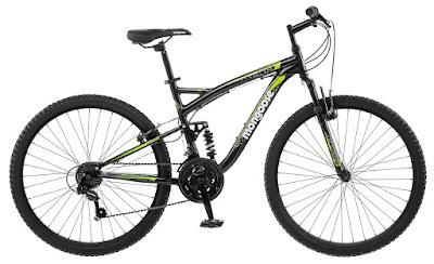 6.Mongoose Status 3.0 Mountain Bike
