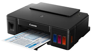 is already equipped amongst a refill ink tank in addition to plenty ink to impress inward a large capacity Canon PIXMA G1200 Printer Driver Download