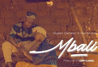 Audio   Queen Darleen X Harmonize (Hamonaizi) - Mbali   Mp3 Download [New Song]