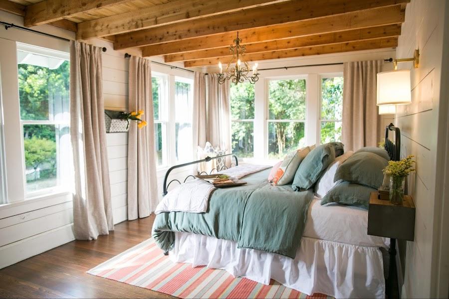 dormitorio-vigas-madera