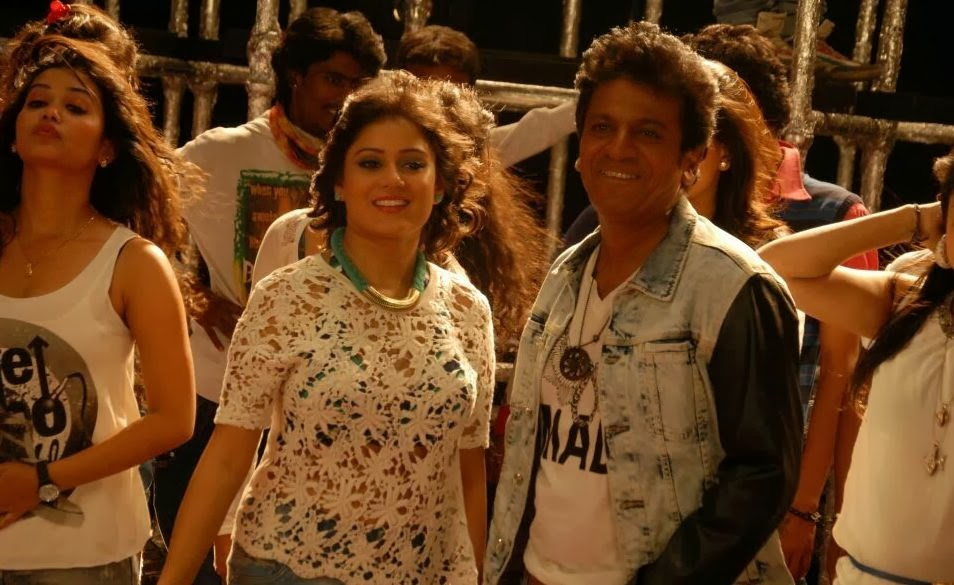 Shivaraj Kumar's Aryan Kannada Movie stills