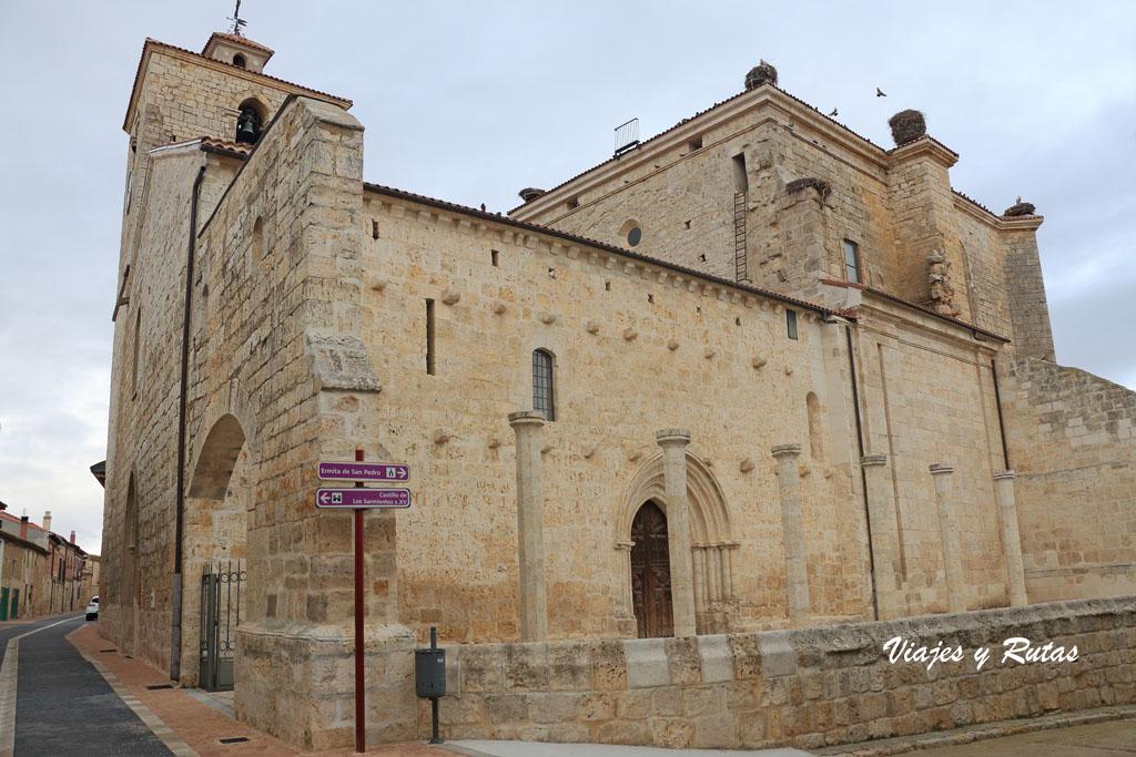 Iglesia de Nuestra Señora La Antigua de Fuentes de Valdepero
