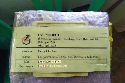 DERRY CHERLINA - JAWA TENGAH ( Kamis, 11 Juli 2019 )
