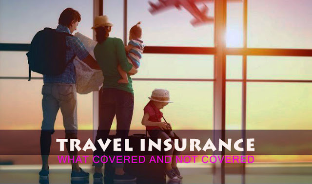 TIPS before buy travel insurance