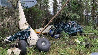 Muere legislador estadounidense en choque de dos aviones