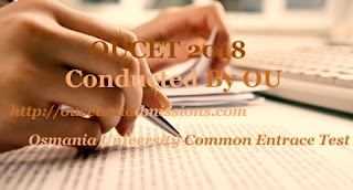 OU PGCET 2018 : Exam date, Notification, Eligibility, Online application form, Important dates,  How to Apply-Online application, Fee, exam dates