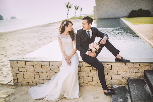 Ảnh cưới Hạ Long