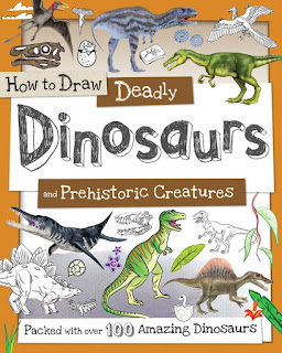 How to Draw Ferocious Dinosaurs and Other Prehistoric Creatures