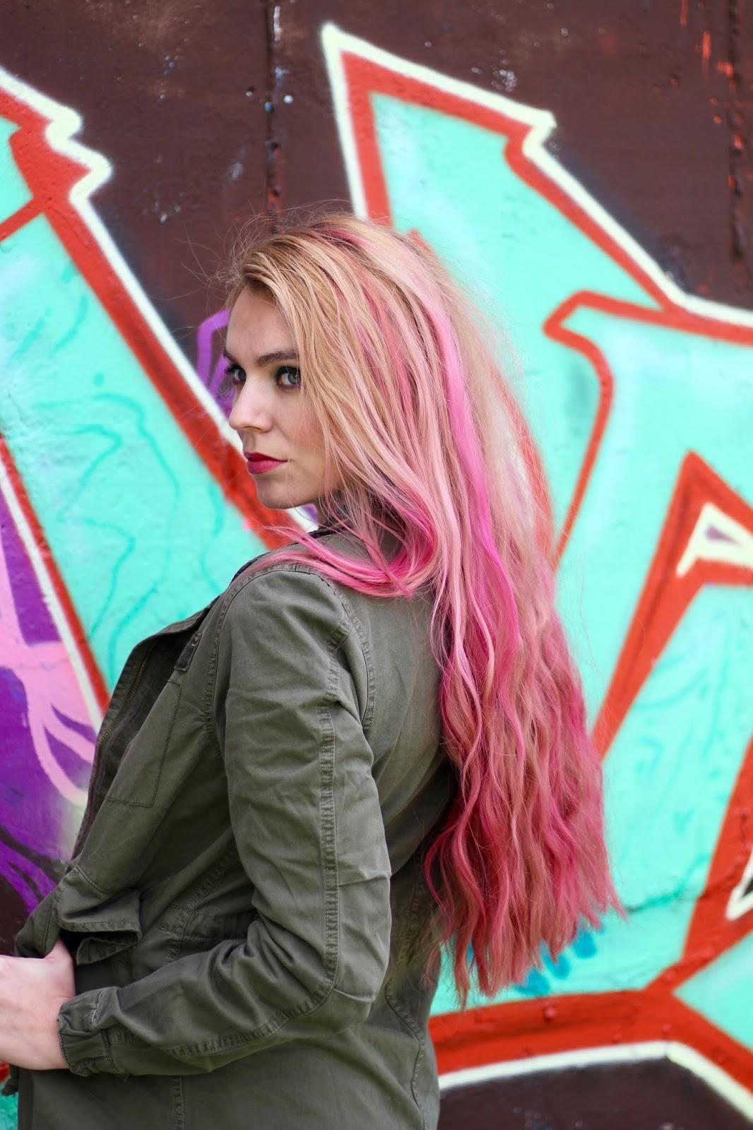 ruzove vlasy, recenzia, beauty blog