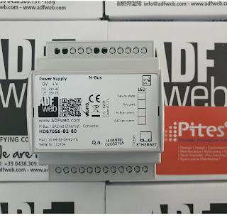 HD67056-B2-80, Bộ chuyển đổi tín hiệu Modbus sang Bacnet , BACnet Ethernet / M-Bus - Converter, ADFweb Vietnam