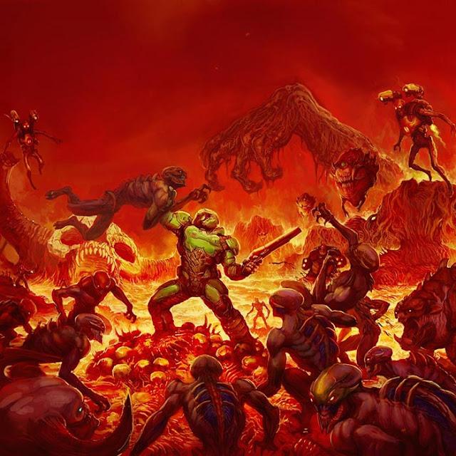 Doom Wallpaper Engine