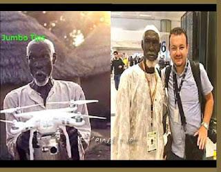 Drone Ini Menerbangkan Pria Ghana Ke Mekah Untuk Beribadah Haji