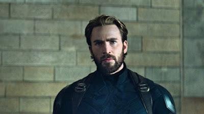 captain america chris evans infinity war Hugh jackman wolverine xmen days of future past logan movie deadpool crossover
