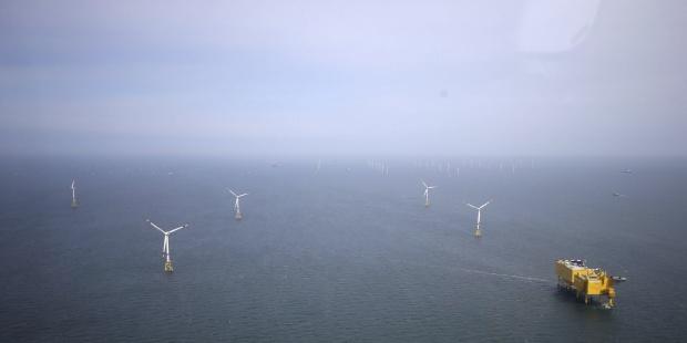Países del Mar del Norte firman un acuerdo de cooperación energética marina