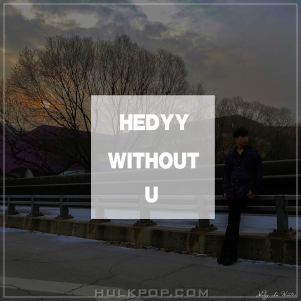 Hedyy – Without U – Single
