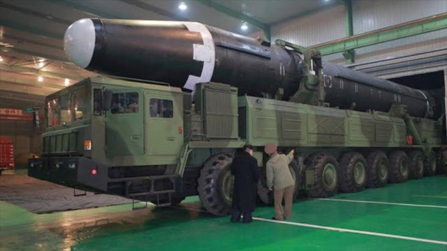Alerta por posible ataque con misiles de Pyongyang en Navidad