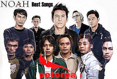 Kumpulan Lagu Peterpan & NOAH Full Album