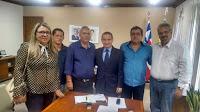 Resultado de imagem para Zé Aldo visita gabinete do governador da bahia