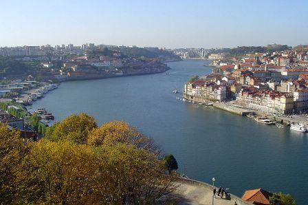 Sungai Douro, Porto