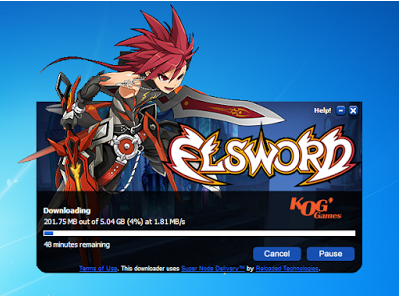 manual patch elsword
