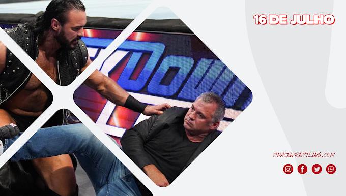 Replay: WWE Smackdown Live em Português 16/07/19