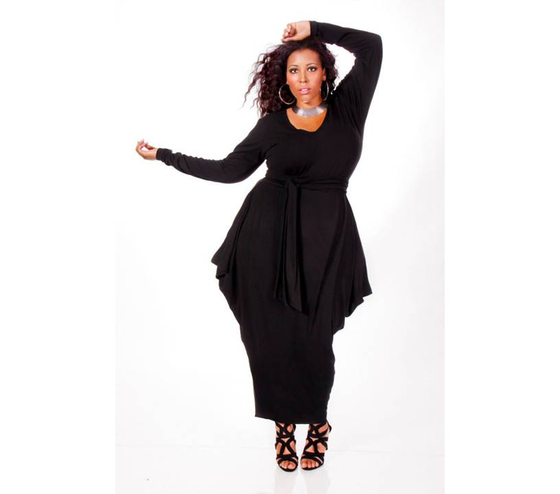 JIBRI, JIBRI plus size spring collection