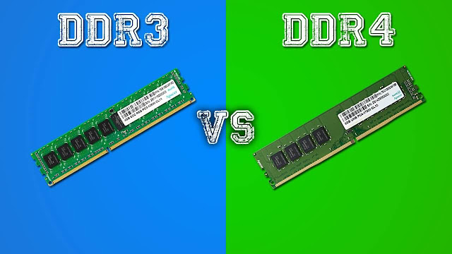 DDR4 vs DDR3 RAM Comparison
