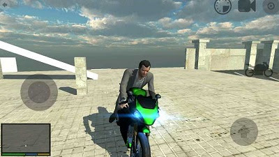 GTA 5 Unity v1.9 Mod Apk Los Angeles Crimes Android
