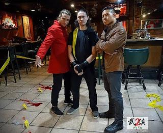 Wu Xia 2 the Code 2019