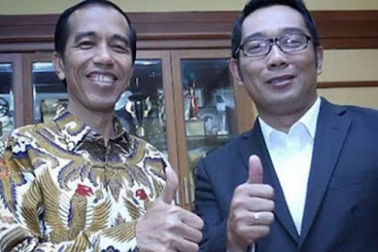 Ngikut Jokowi, RK Juga Mau Pindahkan Ibu Kota Jabar