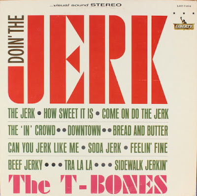 The T-Bones - Doin' The Jerk (1965)