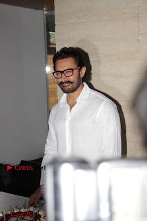 Bollywood Actor Aamir Khan Birthday Party Celetion Stills  0002.JPG