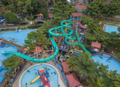 owabong water park