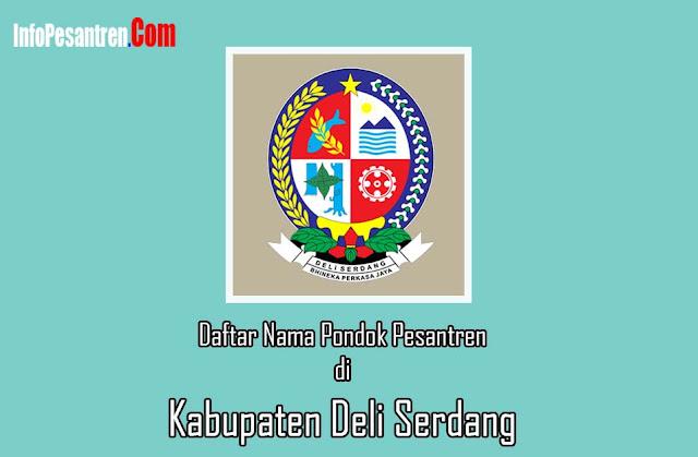 Pesantren di Kabupaten Deli Serdang