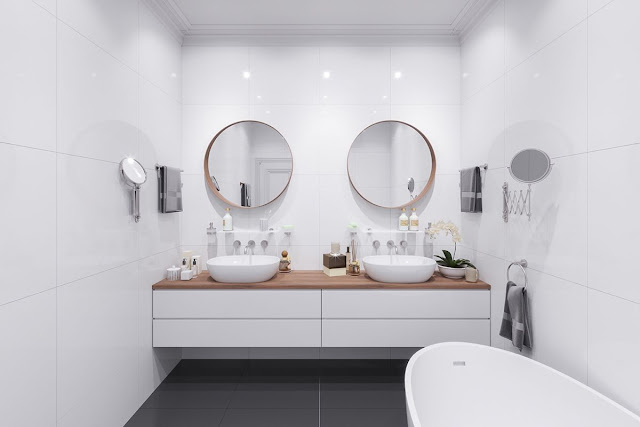 Low Cost Bathroom Design