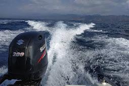 Suzuki Pamer Mesin Speed Boat Canggih
