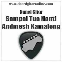 Chord Kunci Gitar Andmesh Sampai Tua Nanti
