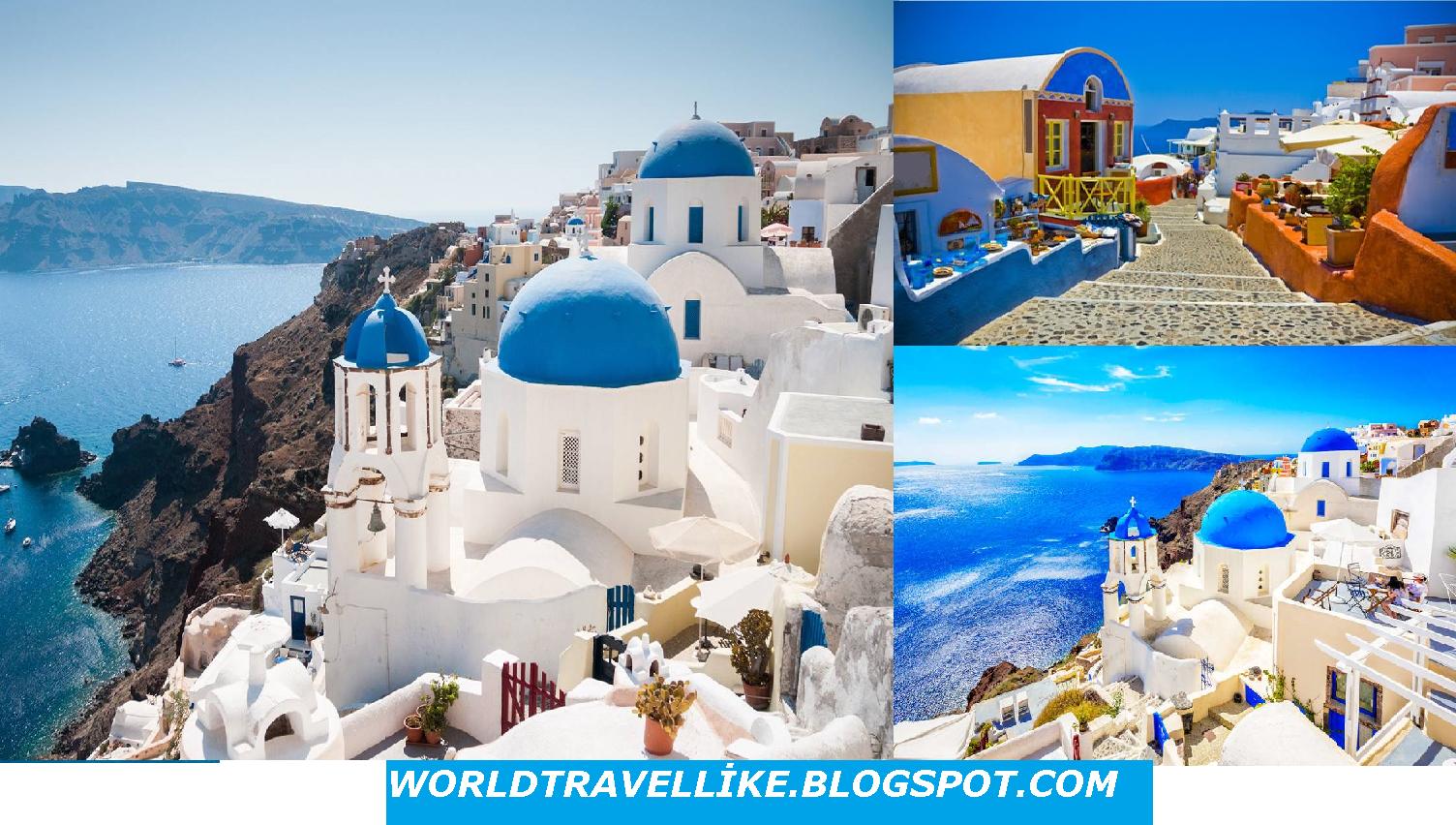 Santorini greece Travel Tip