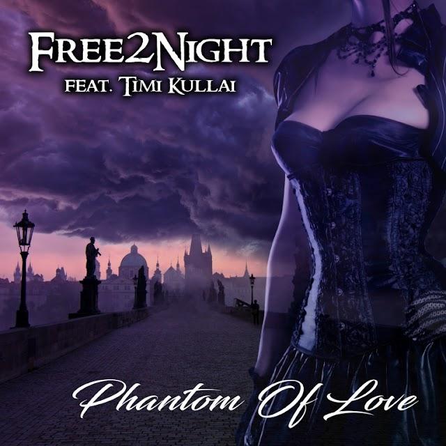 Free 2 Night release new single Phantom Of Love