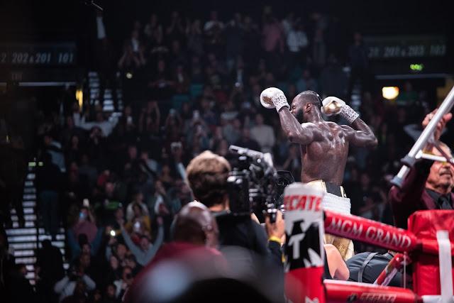 Deontay Wilder Stops Luis Ortiz In Rematch 5