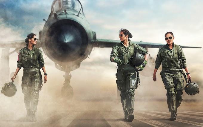 Mulheres Piloto de Jato