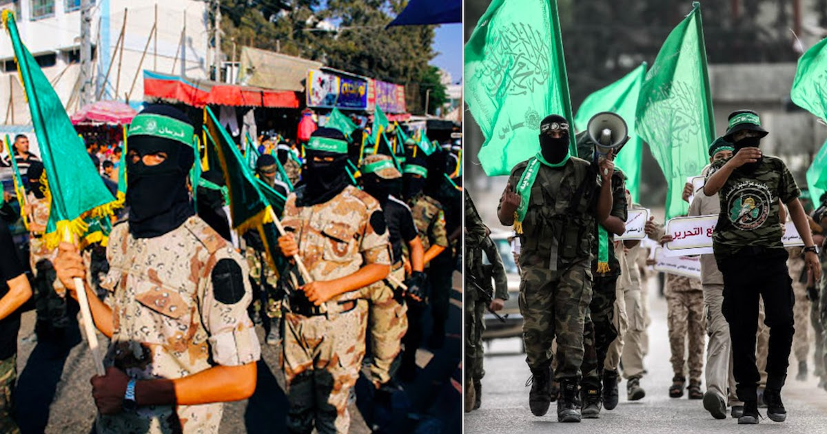 What Is The Palestinian Militant Group 'Hamas' And Who Are Its Supporters