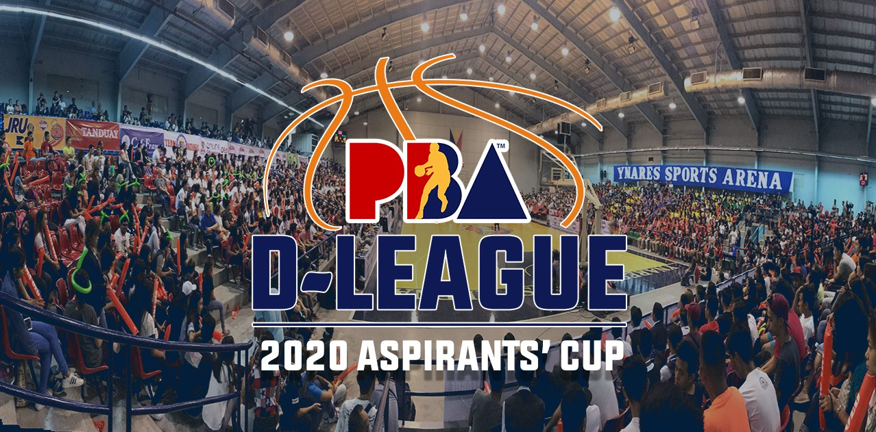2020 PBA D-League Draft Results