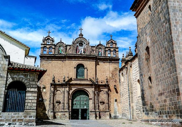 Igreja da Sagrada Família, Catedral de Cusco, Peru