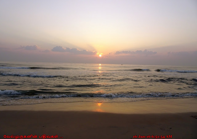 Beach Sunrise View Pics