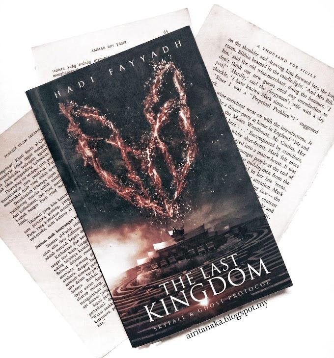 REVIEW BUKU   THE LAST KINGDOM SKYFALL & GHOST PROTOCOL By HADI FAYYADH