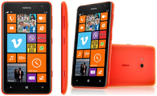 Nokia Lumia 625 RM-941 Latest Version Flash Files Free Download
