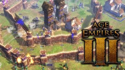 AOE III có nền tảng đồ họa 3D rất xuất sắc