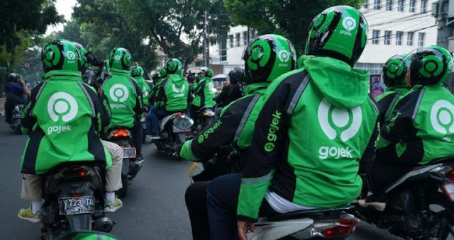 Ketika Sepeda Motor Jadi Lakon Pro Kontra Gojek di Malaysia