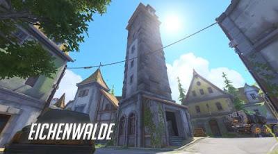 מפה חדשה של Overwatch נחשפה והיא תושק בחודש הבא